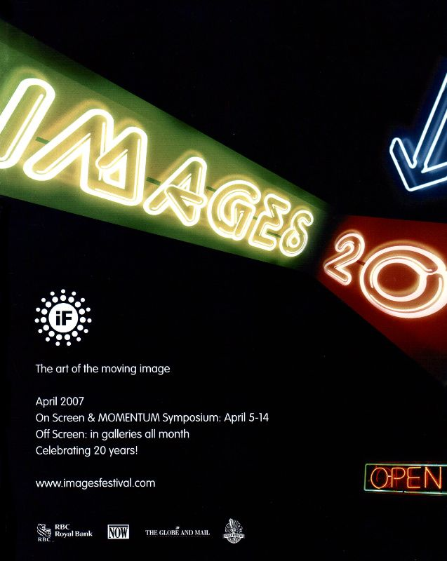 Images Festival Archive (2007)