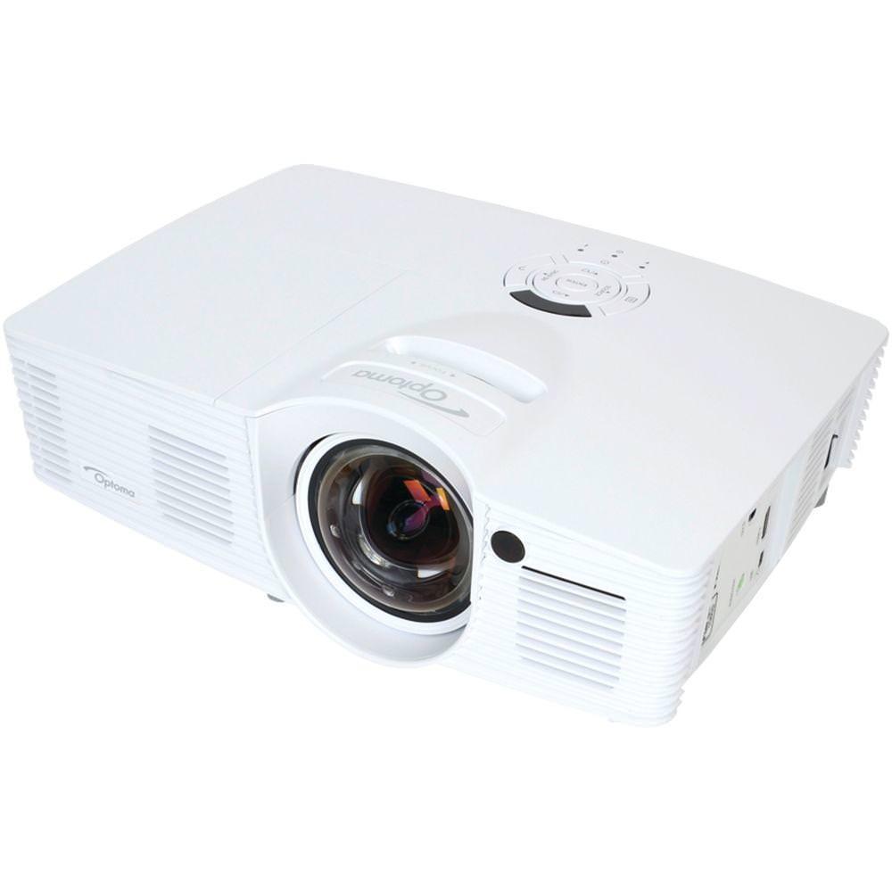 Optoma DLP 1080p Full HD Short Throw 3000 Lumen Business Projector
