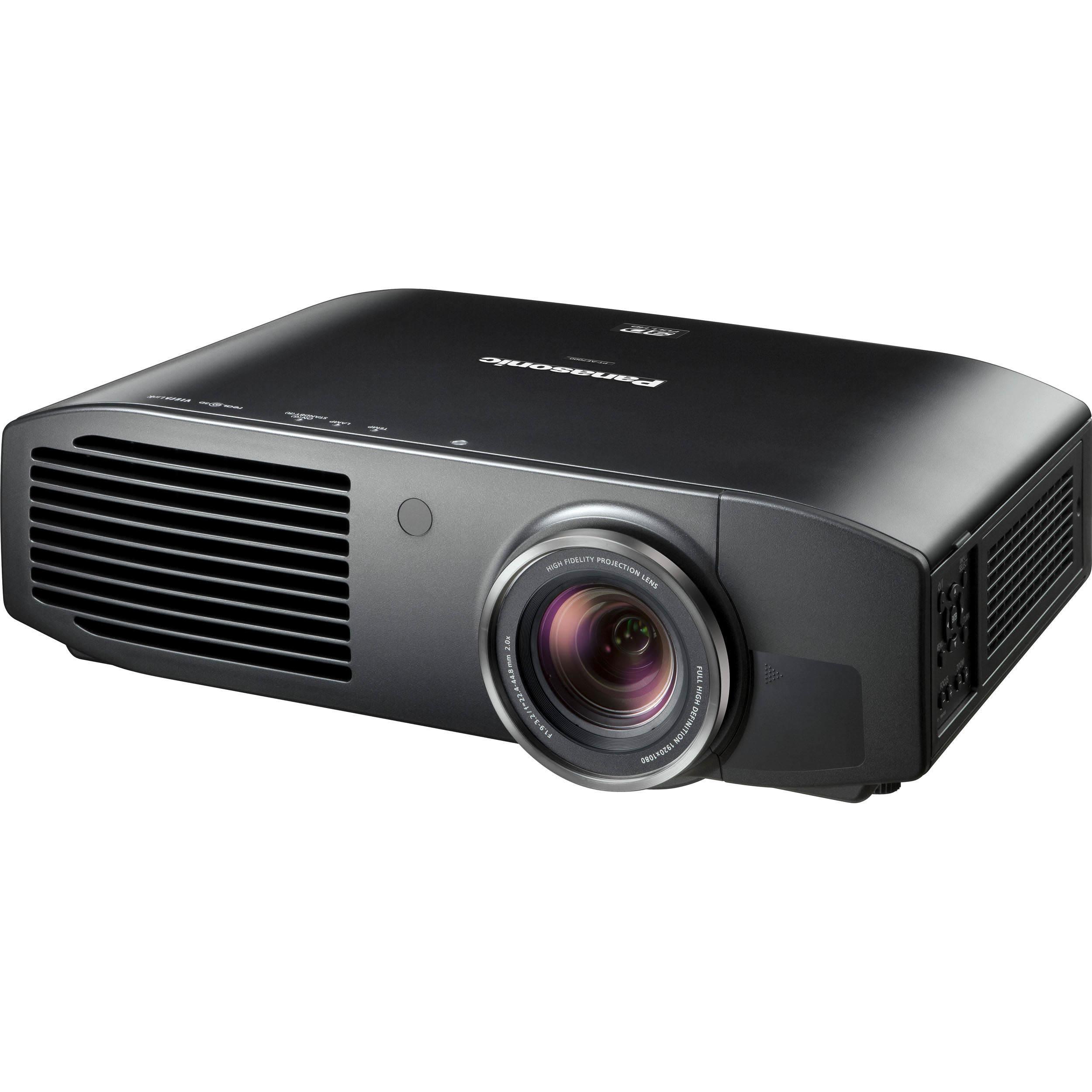 Panasonic PT-AE7000U 3D Full HD Projector