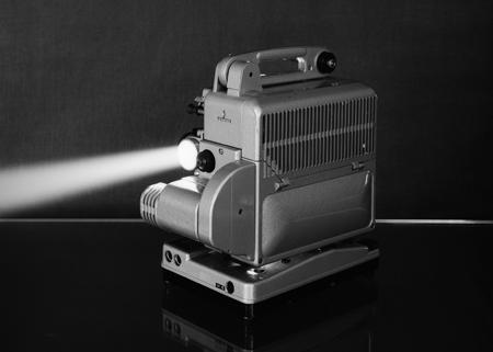 KINO: James King on the Siemens 2000 16mm Projector