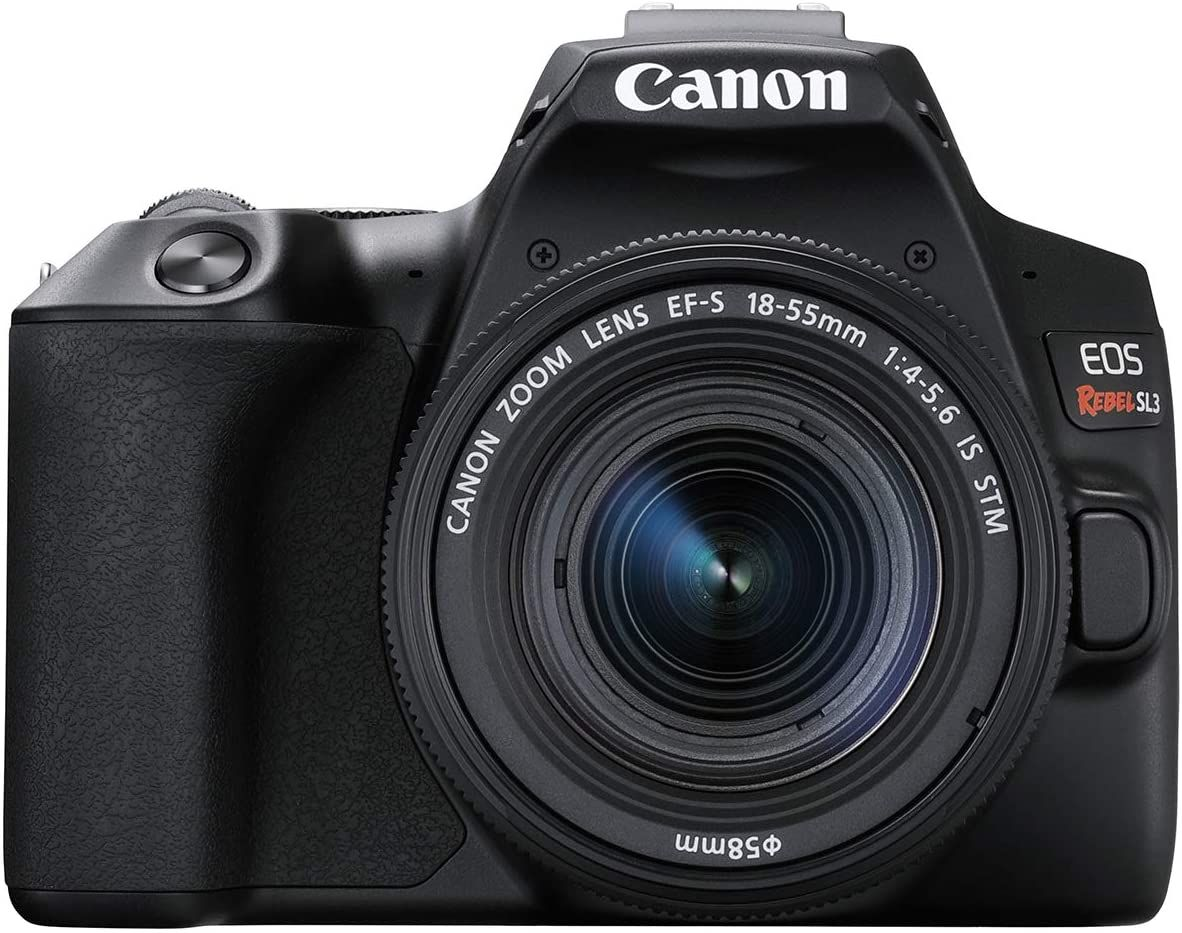 Canon EOS Rebel SL3 DSLR Camera with 18-55mm Lens Kit