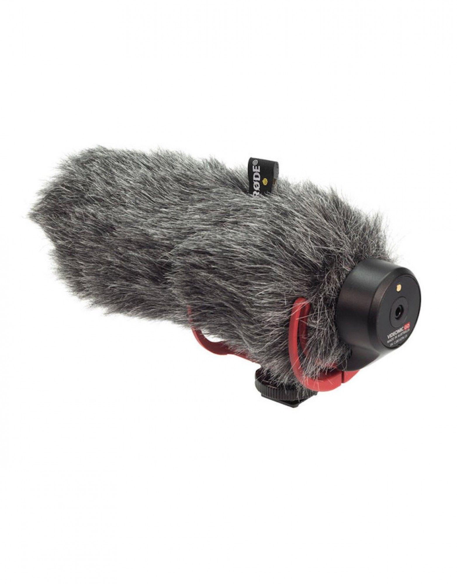 Rode VideoMic GO Lightweight On-Camera Microphone - VMGO