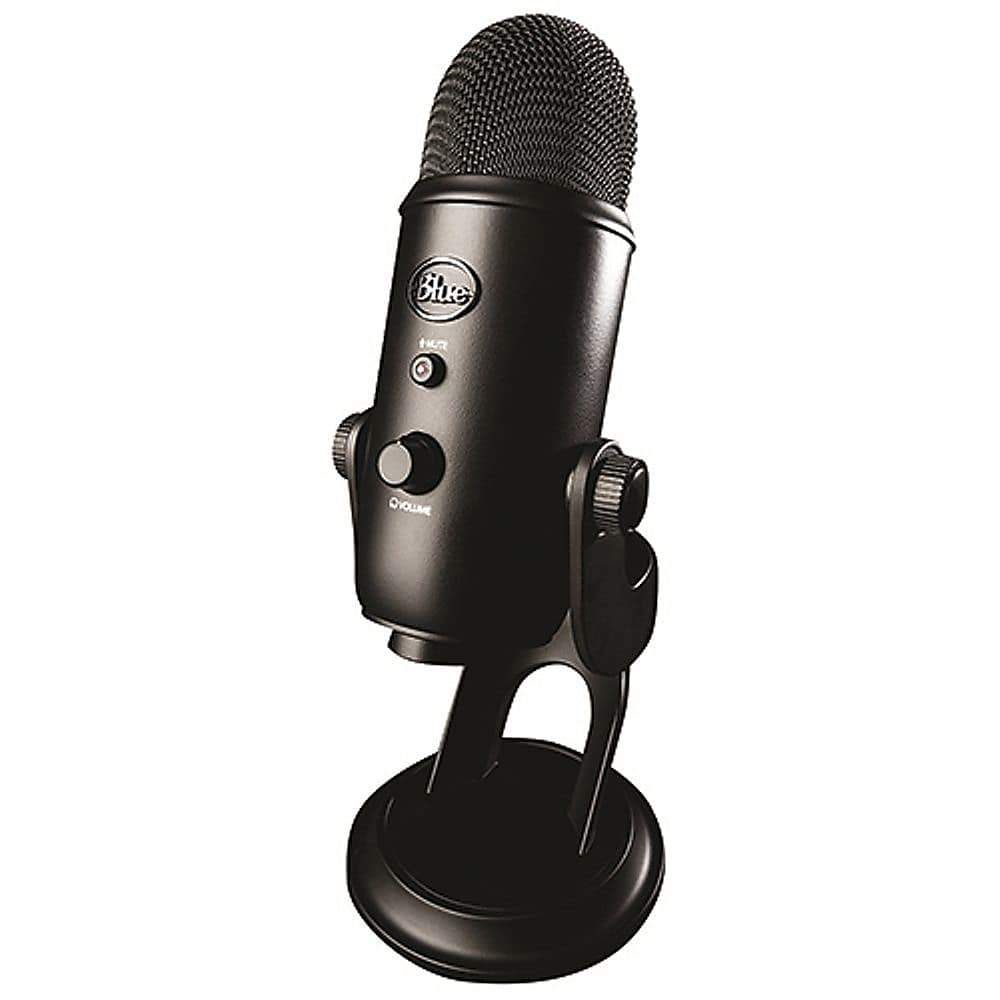 Yeti Blackout Studio Professional Recording System for Vocals