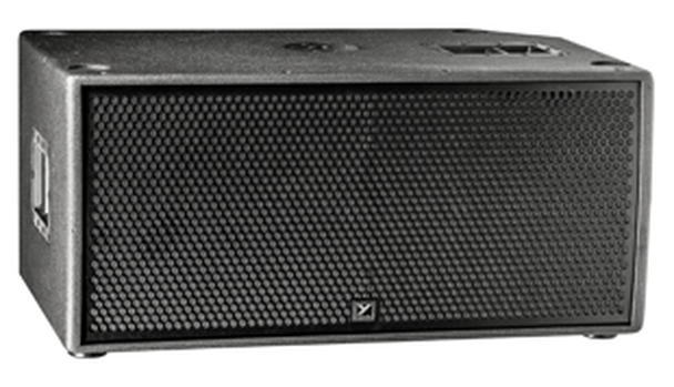 """Yorkville 2X12"""" Powered Subwoofer"""