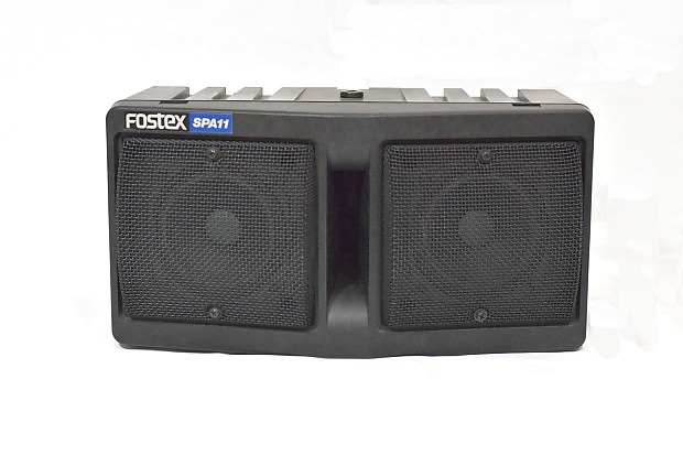 Fostex SPA11 Amplified Speaker System