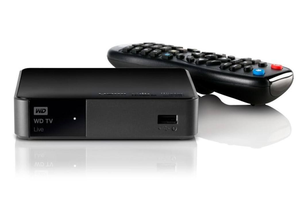 WD TV Media Player