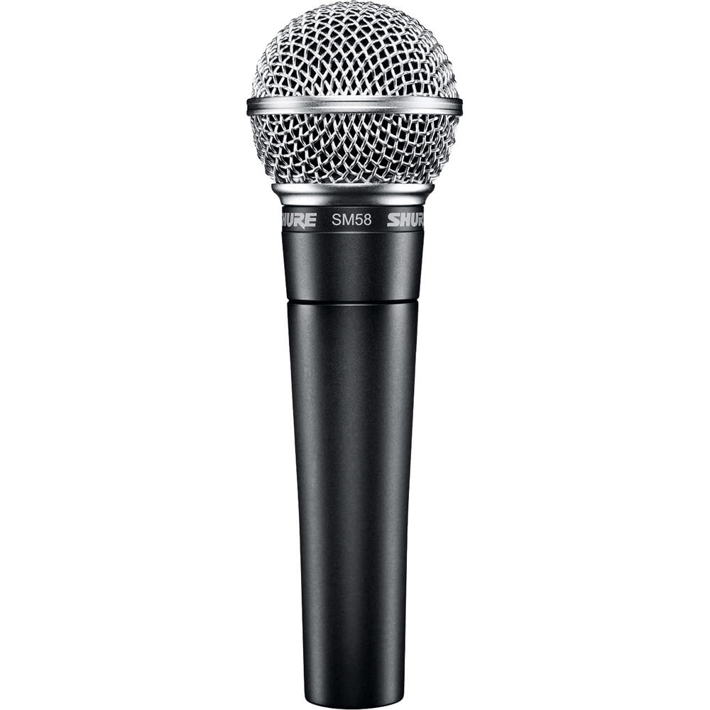 Shure SM58 Cardioid/Dynamic Vocal Microphone