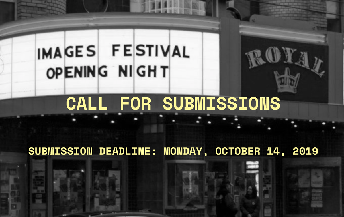 33rd Images Festival Call for Submissions